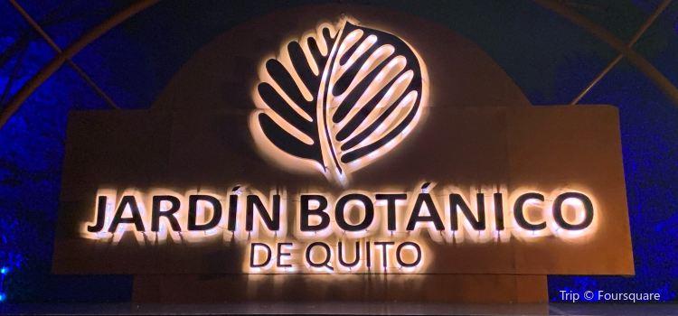 Jardín Botánico de Quito3