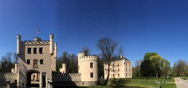 Jagdschloss Letzlingen1