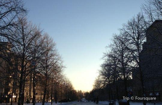 Hämeenpuisto Park