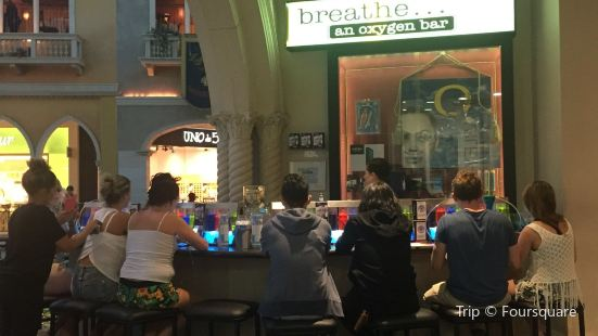 Breathe Oxygen Bar