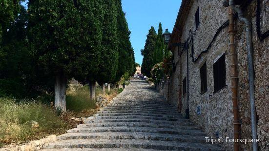 The 365 Calvari Steps