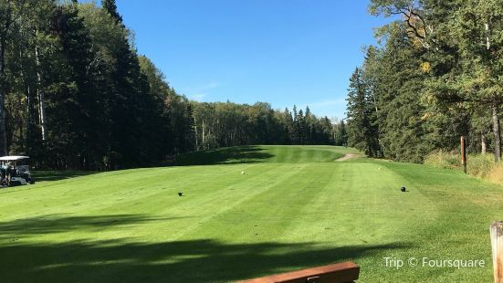 Waskesiu Golf Course