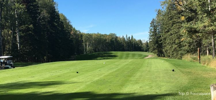Waskesiu Golf Course3