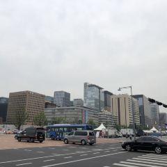 光化門廣場用戶圖片