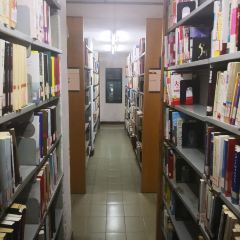 Shanghai Yangpu District Library User Photo