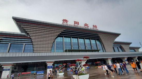 貴陽北站-東廣場