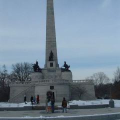 Lincoln Tomb & War Memorials User Photo