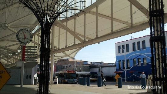 The Rapid Central Station & Greyhound Terminal