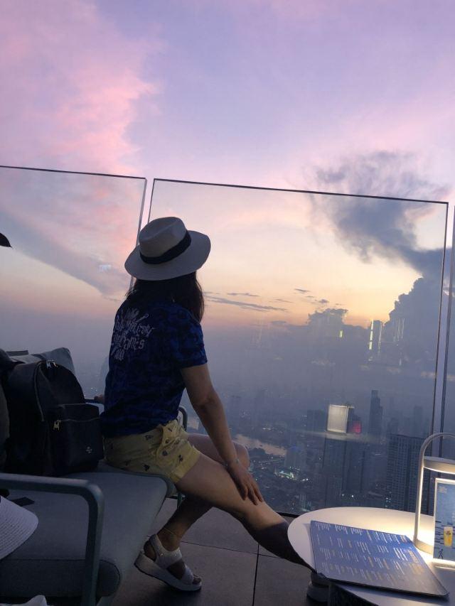 Mahanakhon Sky Walk