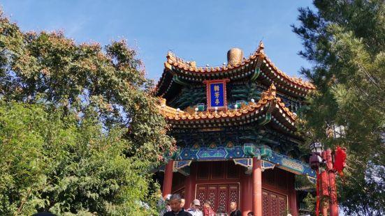 Jifang Pavilion