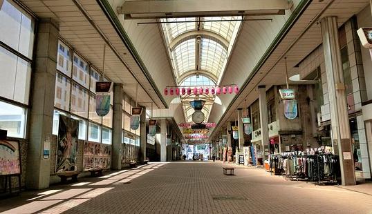 Sun Mall Ichibangai