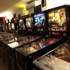Budapest Pinball Museum User Photo
