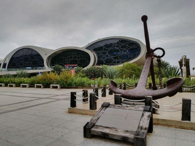 廣東海上絲綢之路博物館