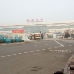 Qinhuangdao Railway Station Zhanqian Square User Photo