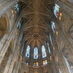 세인트 토마스 교회 여행 사진