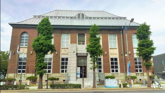 근대건축관(구 조선은행 군산지점)