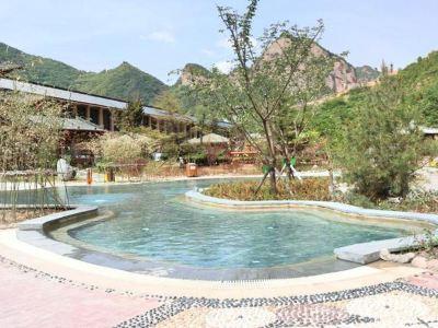 Jiulong Mountain Hot Spring