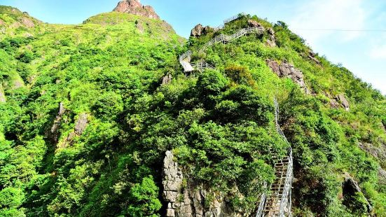 Qingyuan Jinzi Mountain Ecological Tourism Area