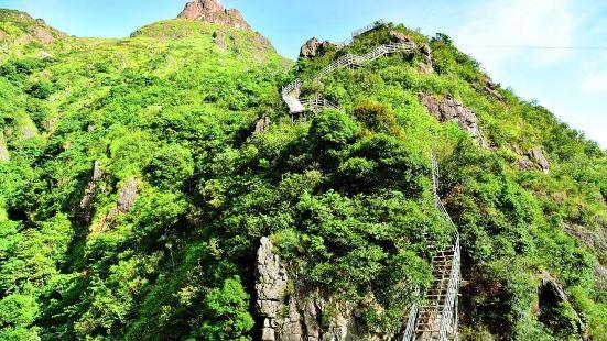 칭위안진쯔산 생태관광풍경구