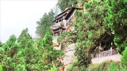 Xiaozai Temple Sceneic Area