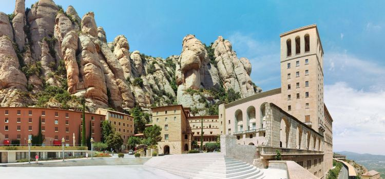 蒙瑟拉特島修道院
