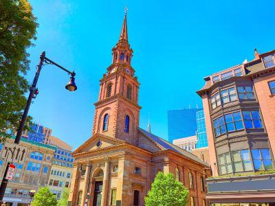 阿靈頓街教堂