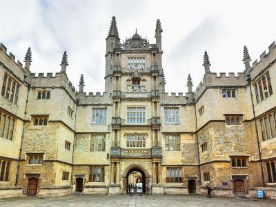 牛津大學博德利圖書館