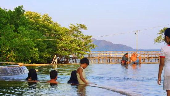 Maquinit Hot Spring