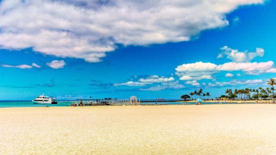 桑迪海灘公園