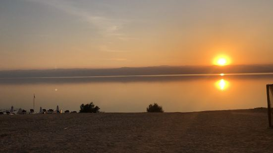 Amman Beach - Dead Sea