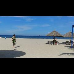 나트랑 해변 여행 사진