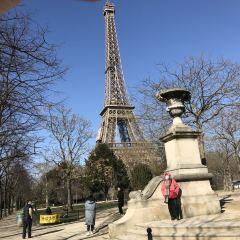 에펠탑 여행 사진