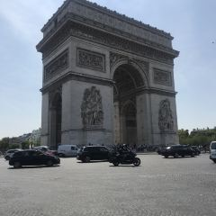 Arc de Triomphe de l'Etoile User Photo