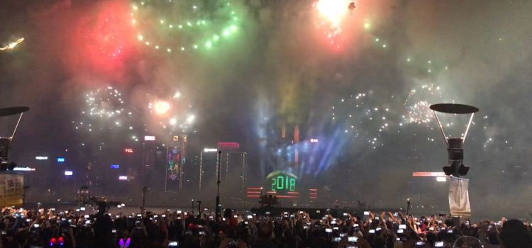 Hong Kong New Year Countdown3