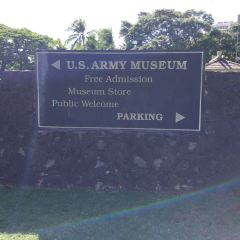 Hawaiian US Army Museum User Photo