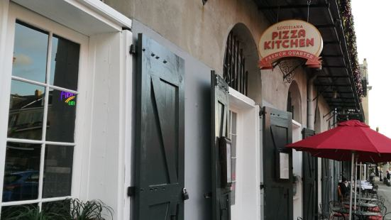 Louisiana Pizza Kitchen French Quarter