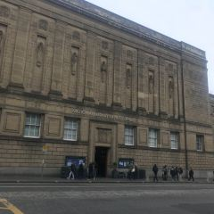 National Library of Scotland User Photo