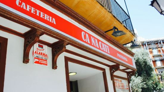 Cafeteria Pasteleria CA NA Cati