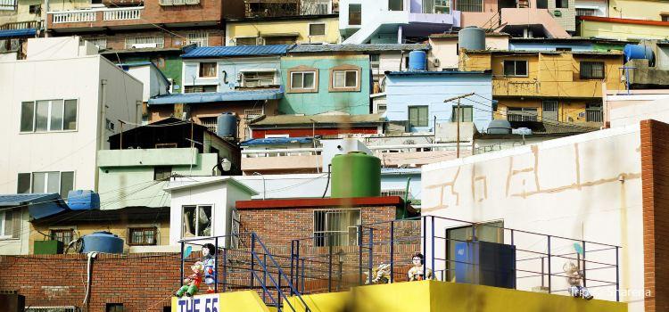 Gamcheon Culture Village3