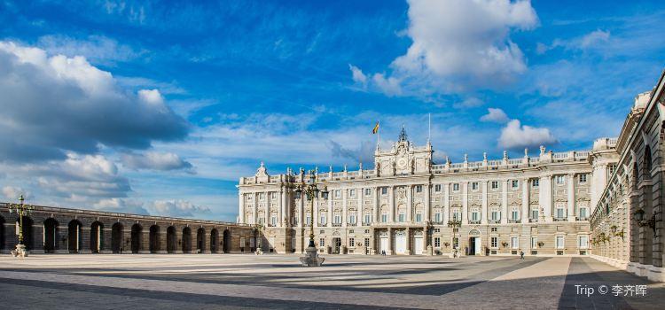 馬德里王宮1