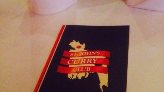 St Johns Curry Club
