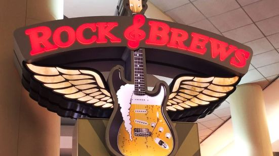 Rock & Brews LAX Delta Terminal 5