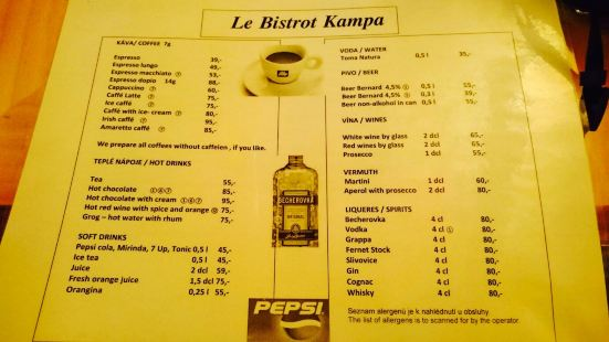 Le Bistrot Kampa