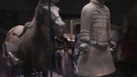 Wax Museum of Qin Dynasty