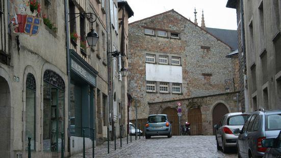Rue Haute Cité