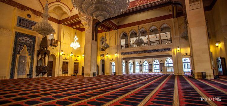 貝魯特藍色清真寺2