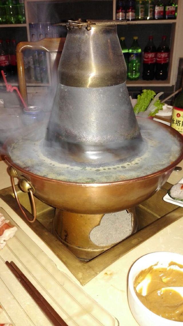 BeiMen Shabu (Nan LuoGu Xiang)