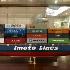 Kobe Maritime Museum User Photo