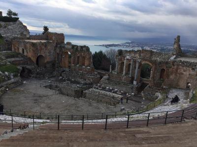 Greek Amphitheater (Teatro Greco)