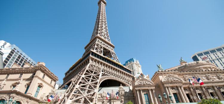 Eiffel Tower Viewing Deck2